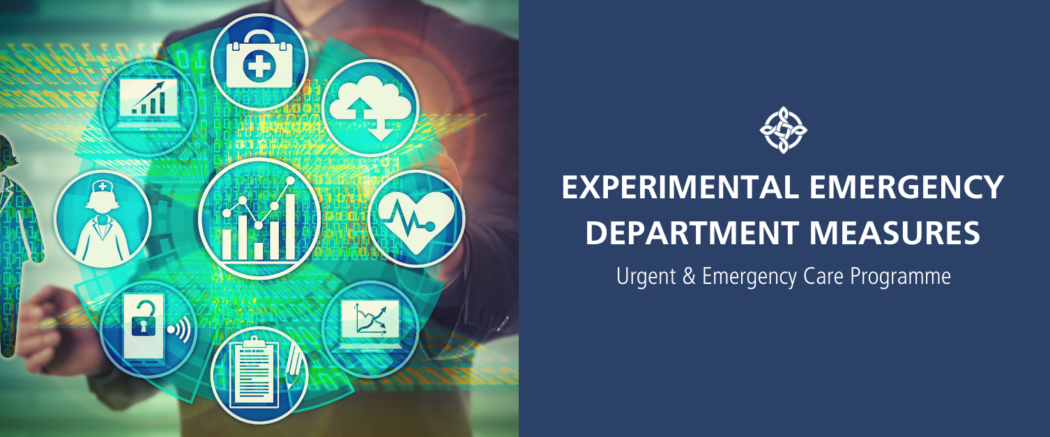 Experimental Emergency Department Measures Title Picture