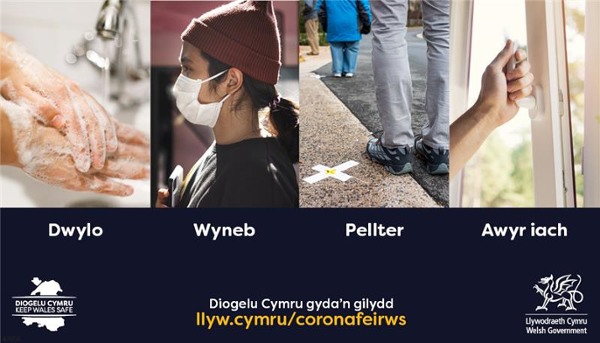 Welsh Government COVID Placeholder